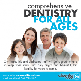 comprehensive DENTISTRY for ALL AGES