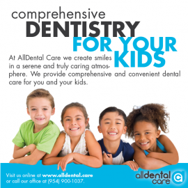 comprehensive DENTISTRY for YOUR KIDS